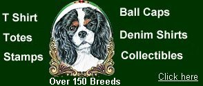 cavalier king charles spaniel t shirts for sale