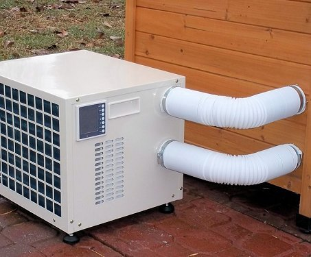Climateright Heater Air Conditioner