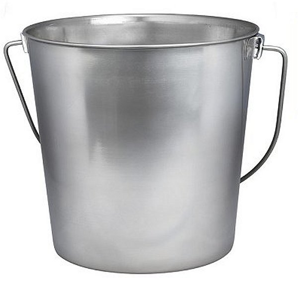 Stainless Steel Pails - Multisize