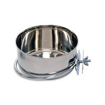 Bolt-on Stainless Steel Round Bowls