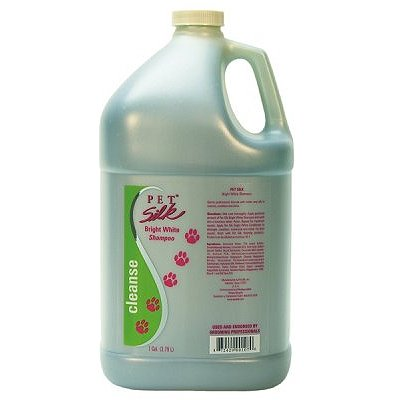 Pet Silk Bright White Shampoo