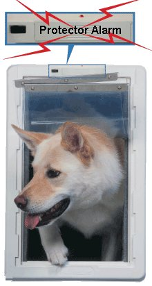 Protector Ruff Weather pet door
