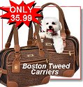Sherpa Tote Pet Carriers, Additional Presentation Information Available, Click to View