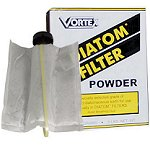 Diatom Replacement Filter Bags & Recharging Diatom Powder, Additional Presentation Information Available, Click to View