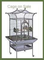 New Stackable Bird Cages