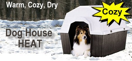 Dog House Heaters on sale
