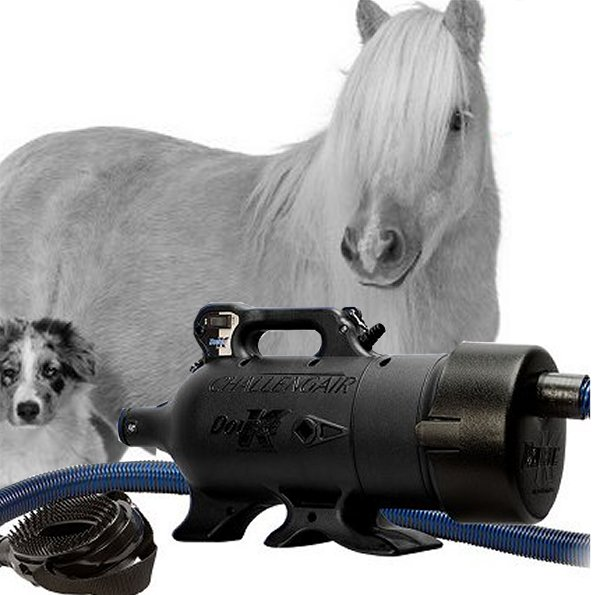 Double K 2000 Dryer Plus Equine Vac