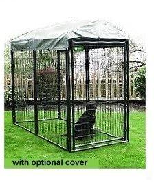Professional, Outdoor & Backyard Kennels